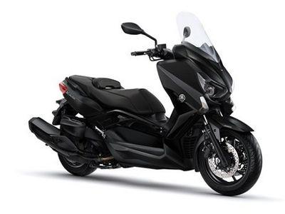 Gebrak Pasar, Yamaha Sodorkan Edisi Iron Max Skuter X-Max
