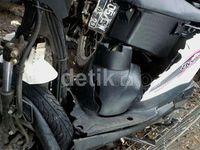 Periksa Bagian Motor Ini Pasca Kecelakaan Ringan