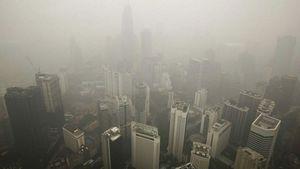 Singapura Marah Kabut Asap dari Indonesia Capai Titik Tertinggi