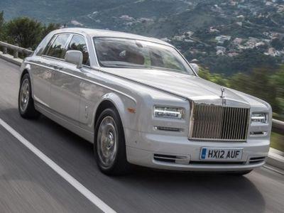 Rolls-Royce Phantom Versi Terbaru Hadir 2016?