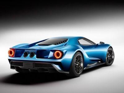 Ingin Pesan Ford GT Terbaru? Ini Jatah Untuk Pasar Global