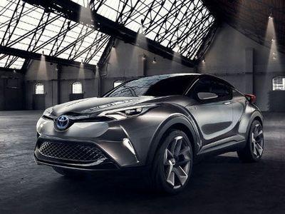 Akui Terlambat, Toyota Janjikan Gaya Desain Crossover C-HR Lebih Menarik
