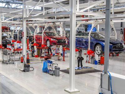 Tesla Bangun Pabrik Pertama di Eropa