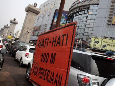 Ada Transportasi Massal di Jakarta, Bagaimana Nasib Produsen Motor?