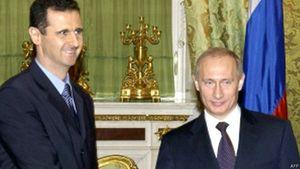 Iran dan Rusia Lawan ISIS, Dukung Al-Assad