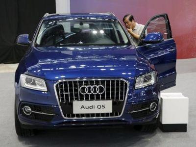 2,1 Juta Unit Mobil Audi Terseret Skandal Emisi VW