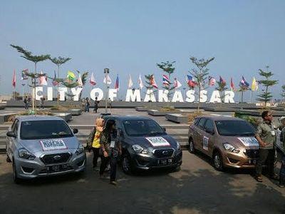 Datsun Risers Expedition Mulai Jelajahi Makassar-Toraja