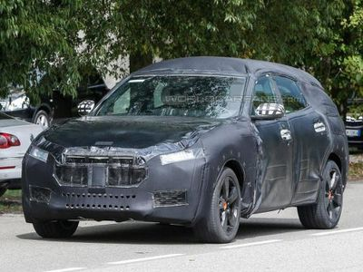 Jelang Diluncurkan, SUV Maserati Levante Sedang Diuji