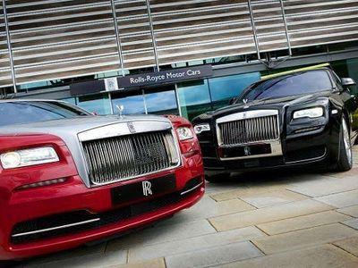 Punya Konsumen yang Mapan dan Loyal, Rolls-Royce Santai Hadapi Bea Masuk