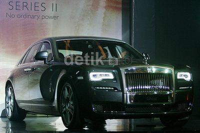 90 Persen Pengguna Rolls-Royce Pengusaha Mapan dan 60 Persen Berusia Muda