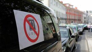 Kantor Pusat Uber di Eropa Digerebek Aparat