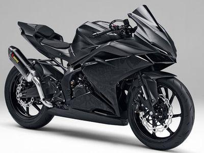 Ini Tampilan Honda CBR250RR 2 Silinder
