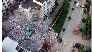 Menyusul Bom Paket, China Kembali Diguncang Bom