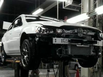 Produksi Terakhir Mitsubishi Lancer Evo