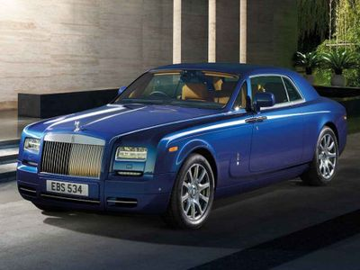 Generasi Kedua Rolls-Royce Phantom Pakai Dasar Arsitektur Baru