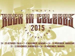 Band Rock Lokal dari Sulawesi Ikut Ambil Bagian di Rock In Celebes 2015