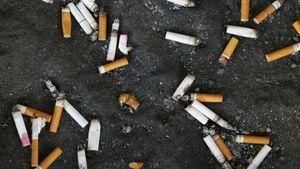 Denda Rp 1,1 Juta Untuk Pembuang Puntung Rokok di Paris