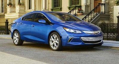 GM Uji Chevrolet Volt Otonom Tahun Depan