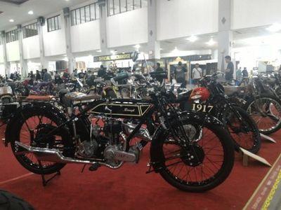 132 Motor Modifikasi Tidak Lolos di Kustomfest 2015