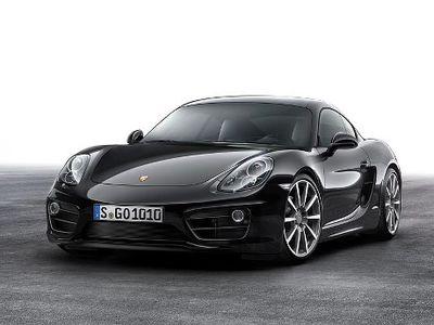 Porsche Cayman Black Edition Dibanderol Mulai Rp 984 Juta