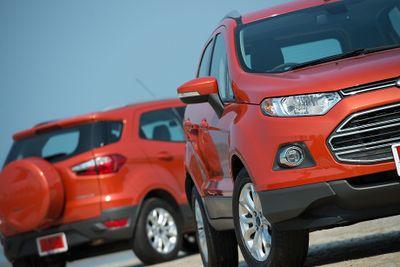 Muncul Desember, Ford EcoSport Terbaru Masih Ada yang Berkonde
