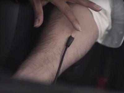 Ngeri, Chip Ini Ditanam Dalam Tubuh Agar Terhubung Mobil