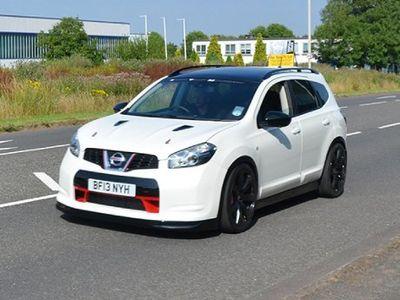 Kecepatan Nissan Qashqai Bermesin GT-R Tembus 357 Km/jam
