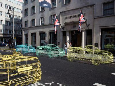 Land Rover Siap Luncurkan Evoque Beratap Terbuka