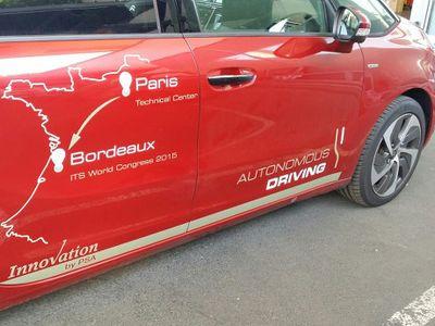 Mobil Otonom Pertama Buatan Prancis Sukses Diuji Sejauh 580 Km
