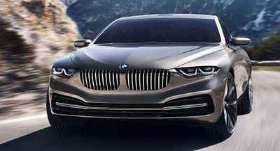 BMW Siapkan Penantang S-Class Coupe?