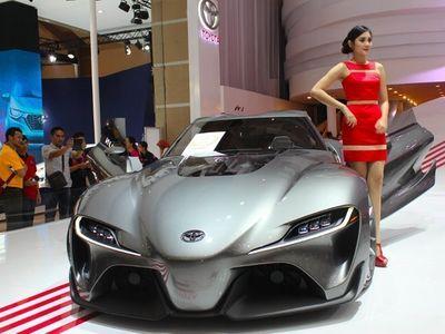 Lexus dan BMW Kembangkan Mobil Super Bertenaga 800bhp