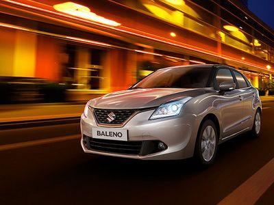 Mulai Dijual Akhir Bulan Ini, Suzuki Baleno Hatchback Tersedia 4 Tipe
