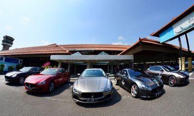 Berkeliling Bali, Maserati Buktikan Kualitas Mobilnya
