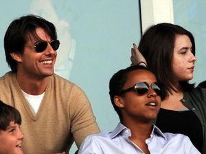 Tom Cruise Tak Diundang di Pernikahan Sang Putri