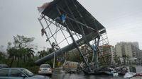 Topan Mujigae Melanda China, 11 Orang Meninggal
