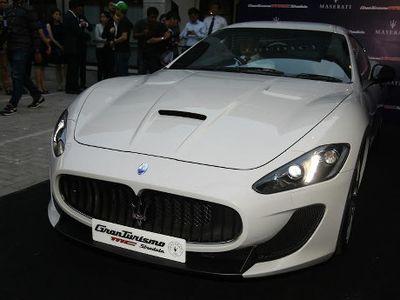Ekonomi Lesu, Dua Maserati Edisi 100 Tahun Belum Terjual