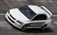 Metamorfosis Mitsubishi Lancer Evolution (II)