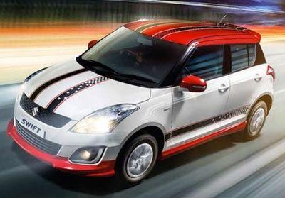 Suzuki Swift Glory Tampil Lebih Mewah