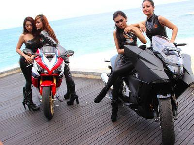 Sudah Ada 11 Moge di Jakarta, Honda Siapkan Bengkel Khusus