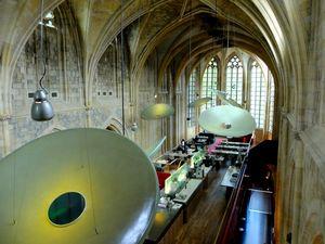 Hotel Keren di Belanda Bekas Biara Abad ke-15