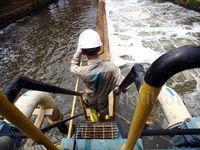 Kemarau Sebabkan Pasokan Air Bersih Menurun