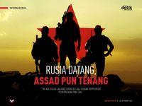 Rusia Datang, Assad pun Tenang