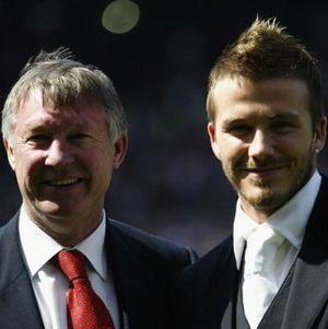 Kisah Beckham soal Segelas Anggur dan Efek Rasa Takut dari Sir Alex