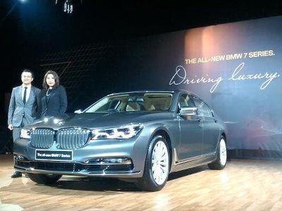 BMW Luncurkan Sedan Mewah Seri 7