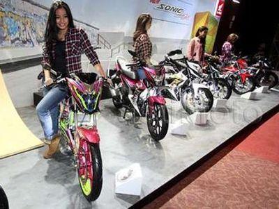 Penjualan Motor Masih Stagnan, September Turun 2,13%