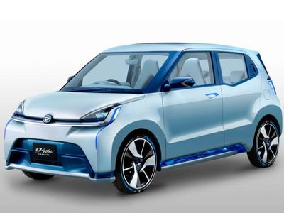 Satu Lagi Konsep Kei Car dari Daihatsu