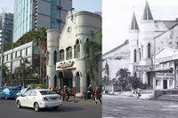 Bukan Sembarang Resto Pizza di Jakarta, Gedungnya Ratusan Tahun