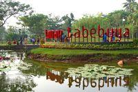 Inikah Taman Paling Cantik di Selatan Jakarta?