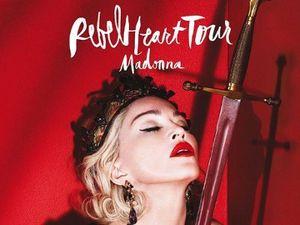 Manggung di Thailand dan Filipina, Madonna Mampir ke Indonesia?
