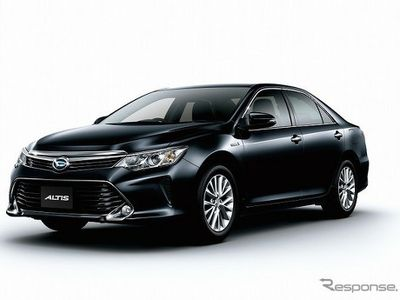 Di Jepang, Toyota Camry Namanya Daihatsu Altis